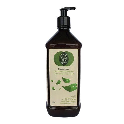 Shampoo-Organico-Limpeza-Profunda-Sham-Pure-Cris-Dios-1L