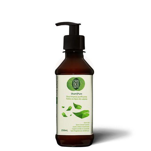Shampoo-Organico-Limpeza-Profunda-Sham-Pure-Cris-Dios-250Ml