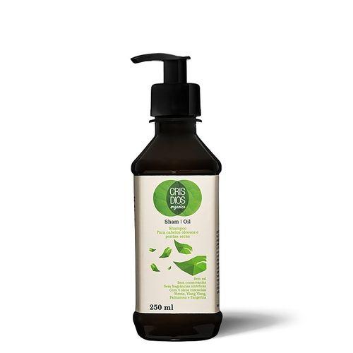 Shampoo-Organico-Para-Cabelos-Oleosos-Sham-Oil-Cris-Dios-250Ml