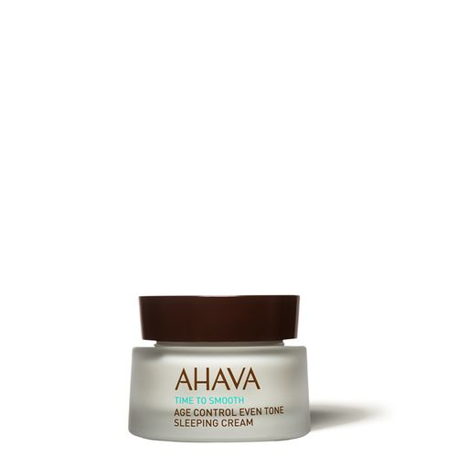 Rejuvenescedor-Facial---Age-Control-Even-Tone-Sleeping-Cream-Ahava