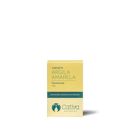 Sabonete-Argila-Amarela-Pele-Delicada-Cativa