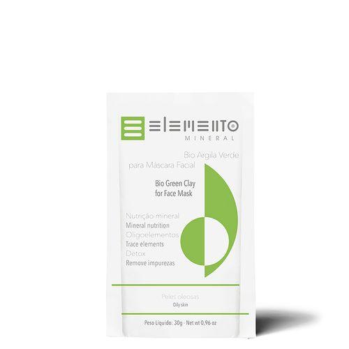 Sache-Mascara-Facial-Bio-Mineral-Argila-Verde-Elemento-Mineral