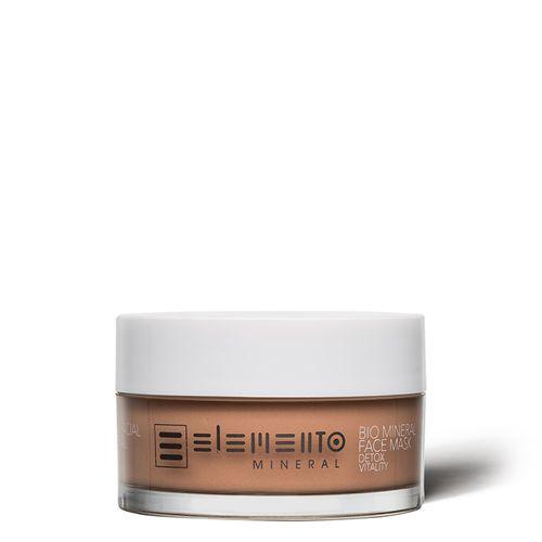 Mascara-Facial-Bio-Mineral-Elemento-Mineral---80G