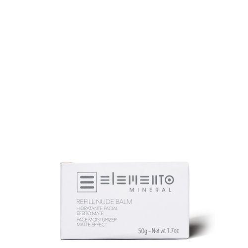 Refil-Hidratante-Facial-Nude-Balm-Mineral-Elemento-Mineral---50G