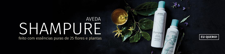 Banner Desktop Shampure Aveda