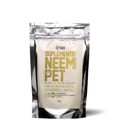 suplemento-neem-pet-100g