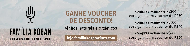 Banner Desktop Família Kogan Wines