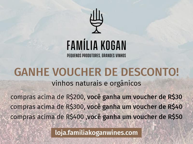 Banner Mobile Família Kogan Wines
